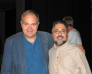 Harold Danko and Rick Post Concert at Robinson Hall, UNC Charlotte
