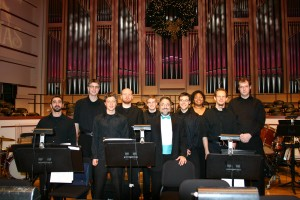 UNCC percussion Ensemble 2007